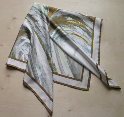 Paint scarf